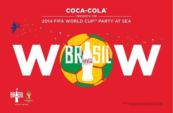 FIFA World Cup Party At Sea, Royal Caribbean