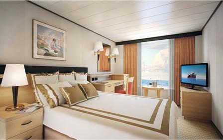 Cunard Line, cabine singole
