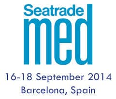 Seatrade Med Cruise Convention 2014