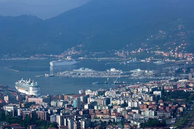 porto di La Spezia, Liguria