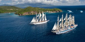 Star Clippers: Early Booking Discount per San Valentino