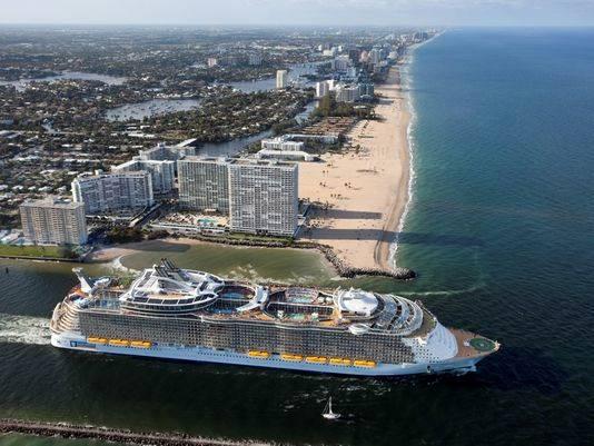 Oasis of the Seas, Port Everglades, Royal Caribbean International