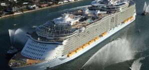 Royal Caribbean ordina la sesta nave di classe Oasis