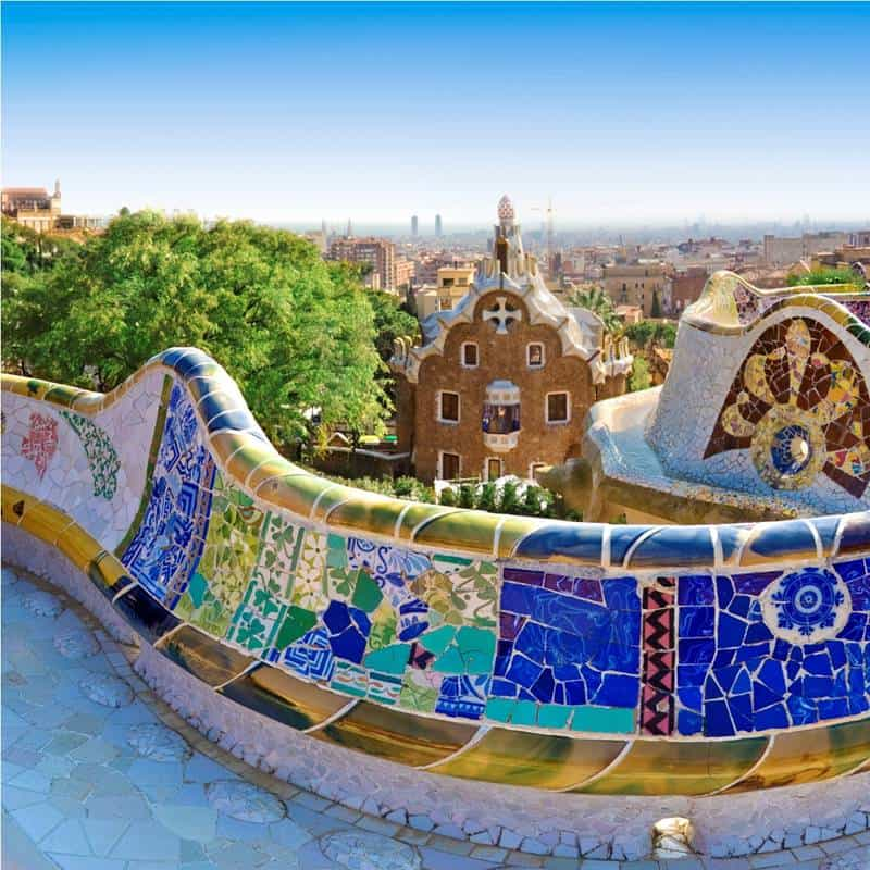Barcellona Parco Guell_small