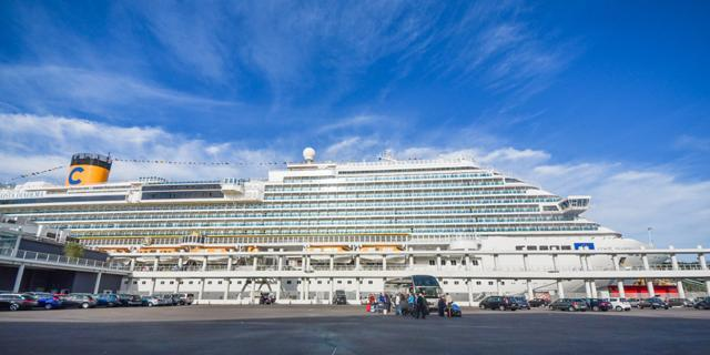 Costa Diadema, Costa Crociere 2