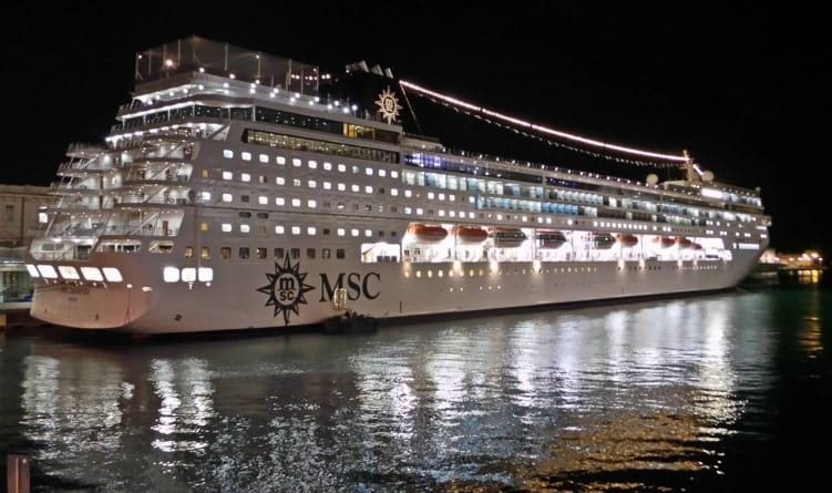 MSC Crociere: a Genova le novità di MSC Armonia, la prima nave ad essere stata sottoposta ai lavori del Programma Rinascimento