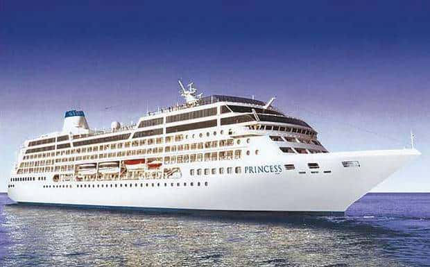 Ocean Princess, Princess Cruises