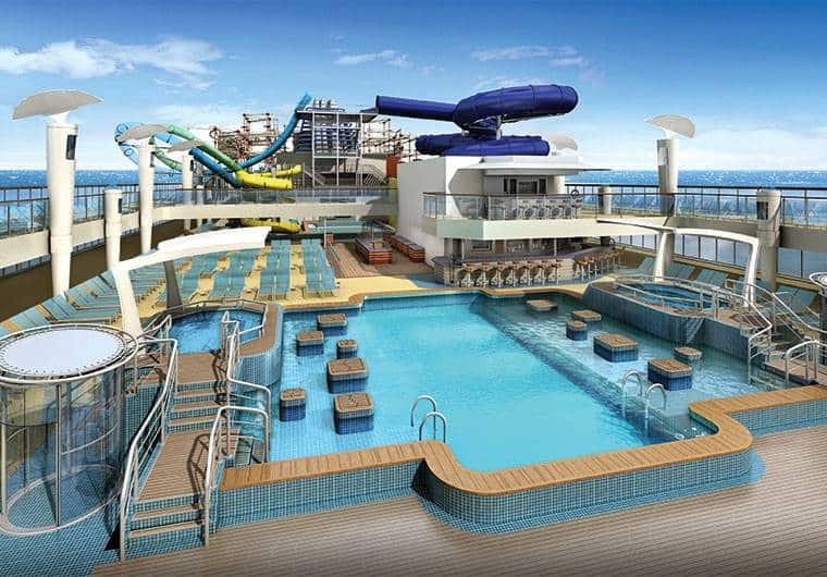 Norwegian Escape, Norwegian Cruise Line 3