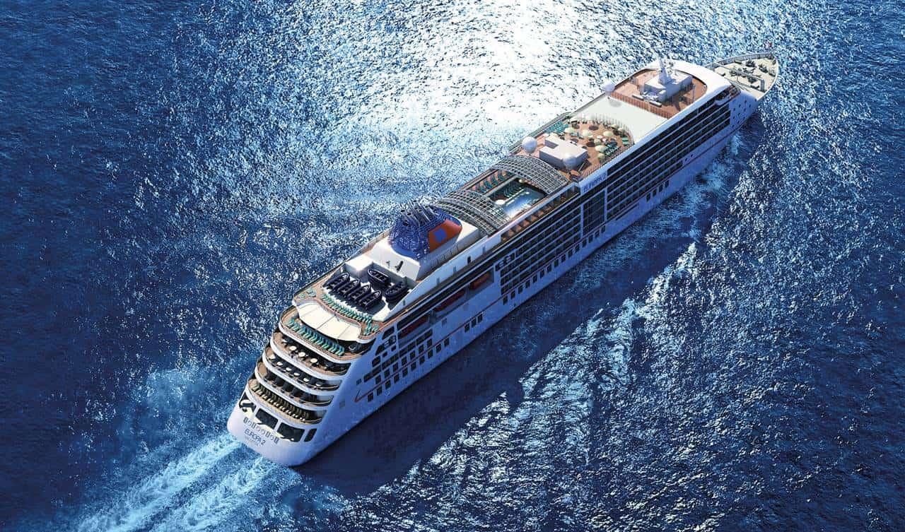 Europa 2, Hapag-Lloyd Cruises