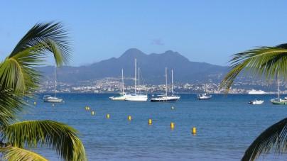 Martinica registra un +800% negli arrivi di crocieristi dal 2010 a oggi