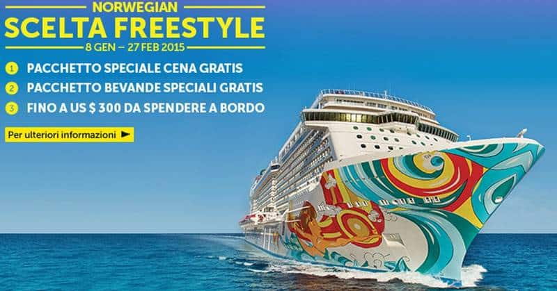 Scelta Freestyle, Norwegian Cruise Line