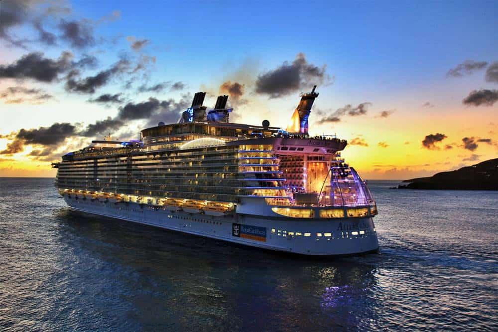 Allure of the Seas, Royal Caribbean International