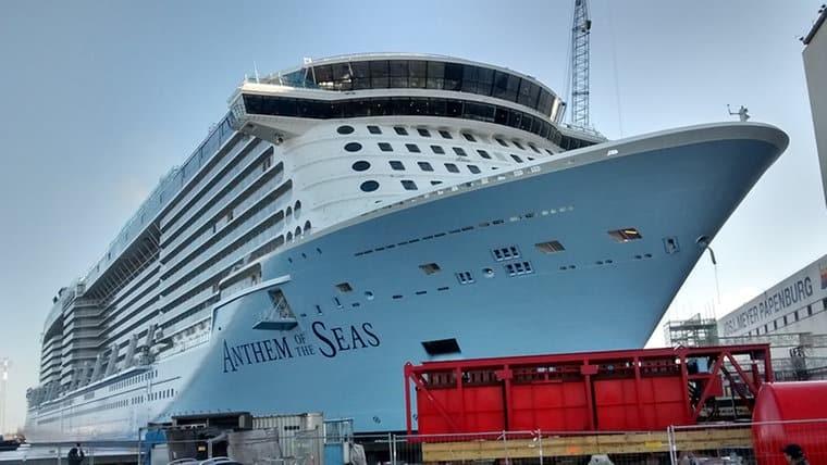 Anthem of the Seas, Royal Caribbean International 4