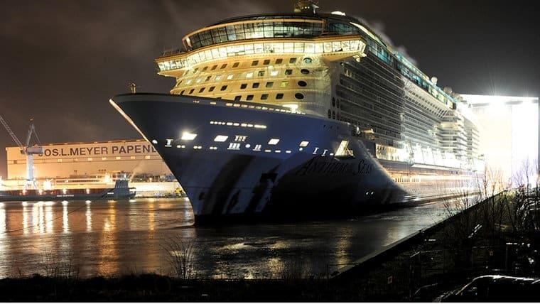 Anthem of the Seas, Royal Caribbean International 5