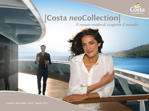 Costa neoCollection, Costa Crociere