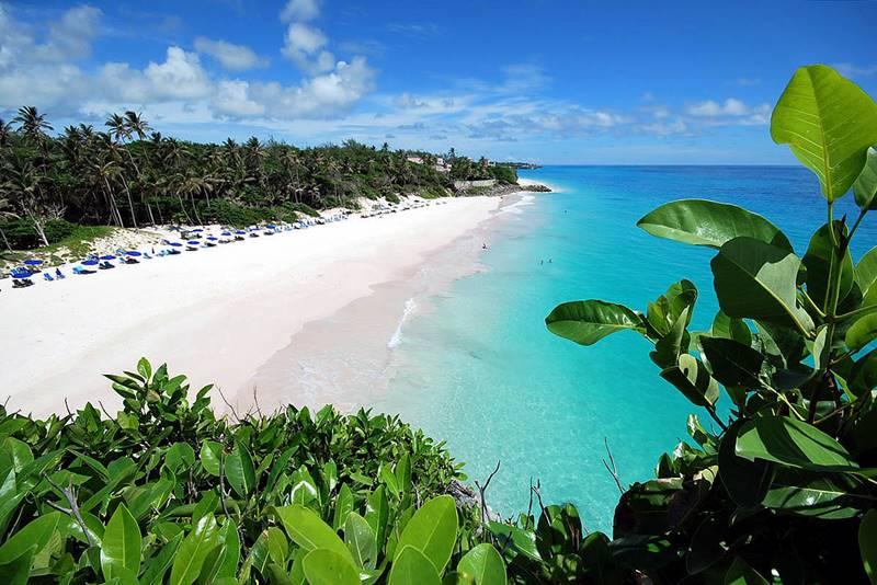 Crane Brach, Barbados, Caraibi