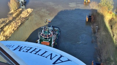 Royal Caribbean: completato il trasferimento di Anthem of the Seas nel mare del Nord. Parte il countdown per il debutto