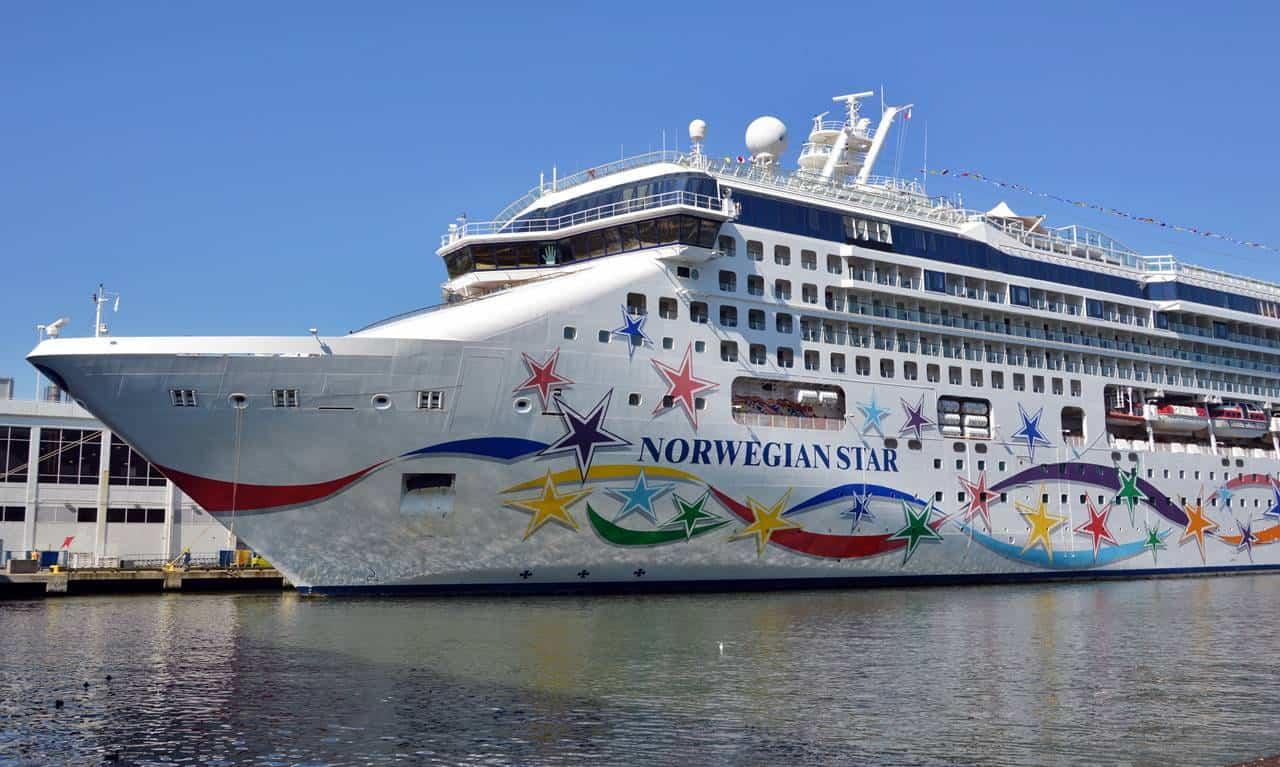 Norwegian Star, Norwegian Cruise Line 2