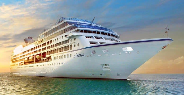 Sirena, Oceania Cruises