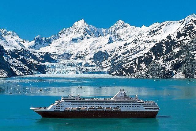 Holland America Line, Alaska