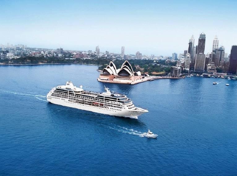 Princess Cruises, Australia