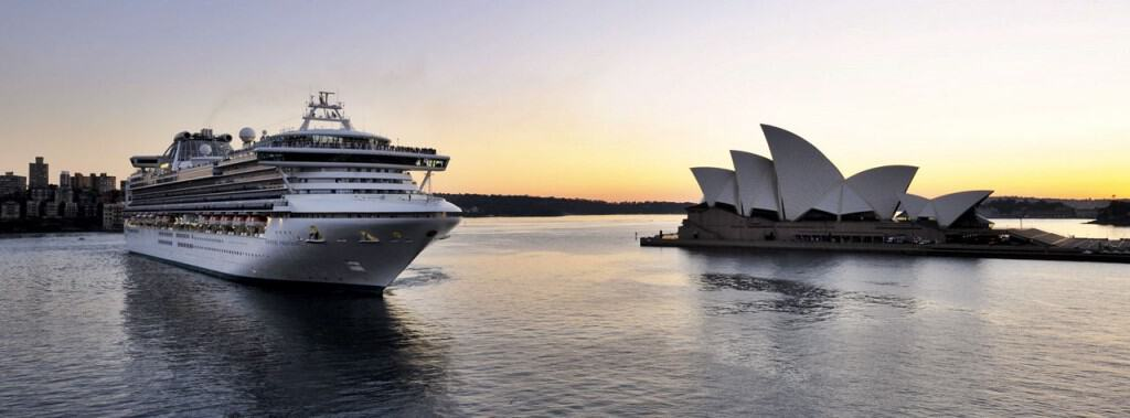 Princess Cruises, Sydney, Australia