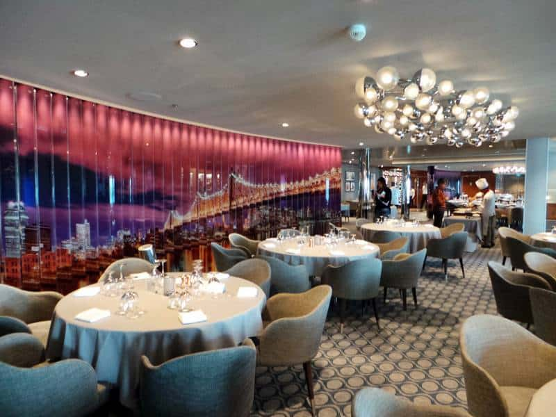 Anthem of the Seas, Royal Caribbean International, American Icon Grill