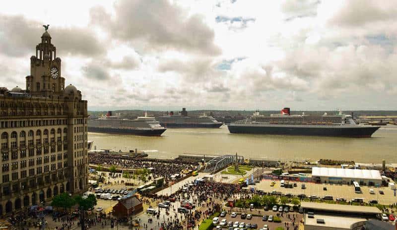 Cunard, Liverpool 2