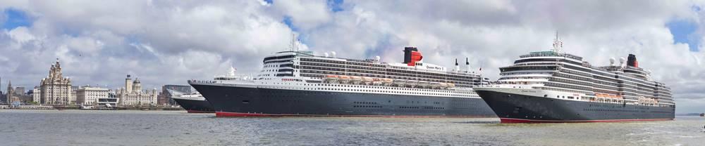 Cunard, Liverpool