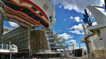 Royal Caribbean: in Italia fino a ottobre Allure of the Seas, la più grande nave da crociera del mondo
