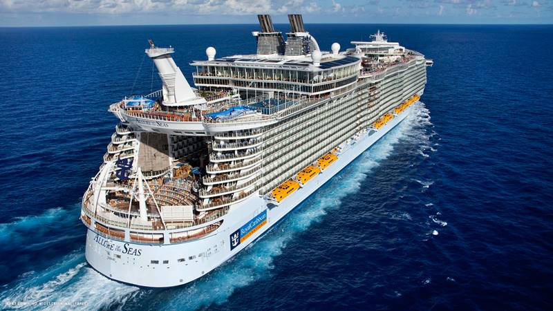 Allure of the Seas, Royal Caribbean International 4