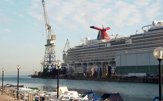 Carnival Vista, Carnival Cruise Line, Fincantieri