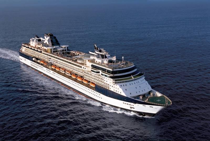 Celebrity Summit, Celebrity Cruises