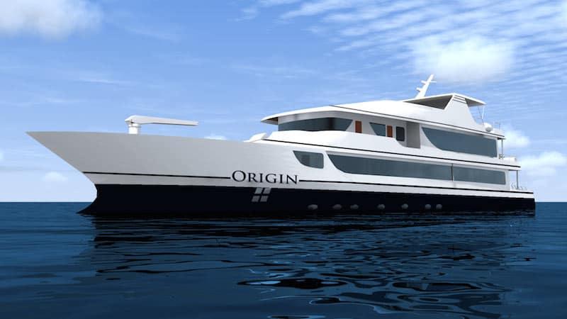 MV Origin, Ecoventura 1