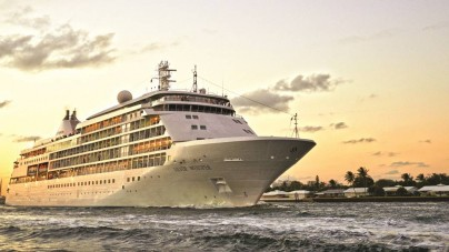 Da Silversea la nuova World Cruise 2017