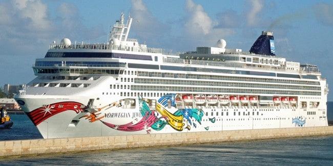 Norwegian Jewel, Norwegian Cruise Line