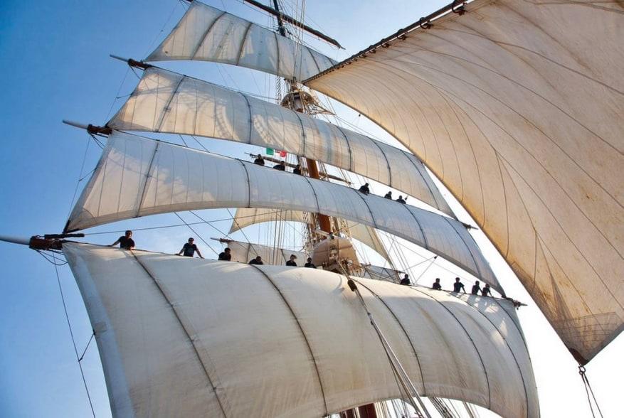 Sea Cloud presenta un'anteprima degli itinerari 2019. Bucket Regatta di St. Barths, isole britanniche e Capo Verde fra le esclusive mete