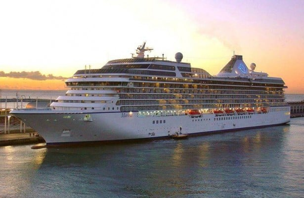 Oceania Marina, Oceania Cruises