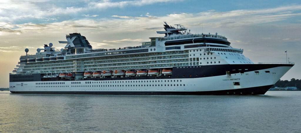 Celebrity Infinity, Celebrity Cruises