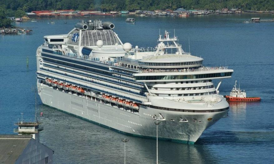 Princess Cruises presenta la programmazione 2019 in Giappone