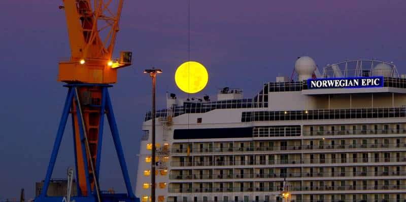 Norwegian Epic, Norwegian Cruise Line 3