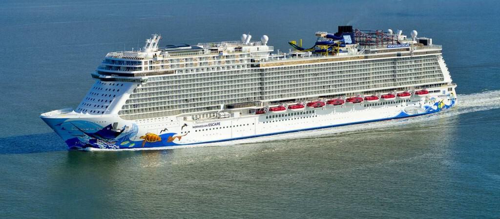 Norwegian Escape, Norwegian Cruise Line