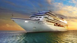 Oceania Cruises: battezzata a Barcellona la nuova nave Sirena