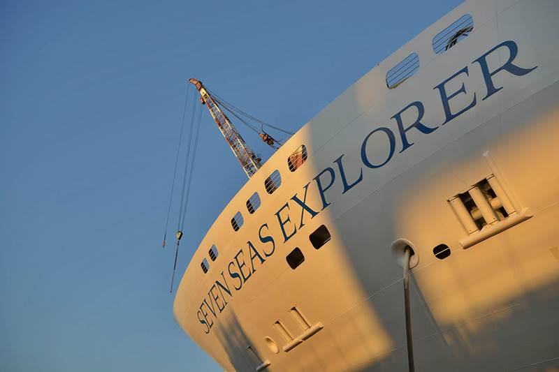 Seven Seas Explorer, Regent 2