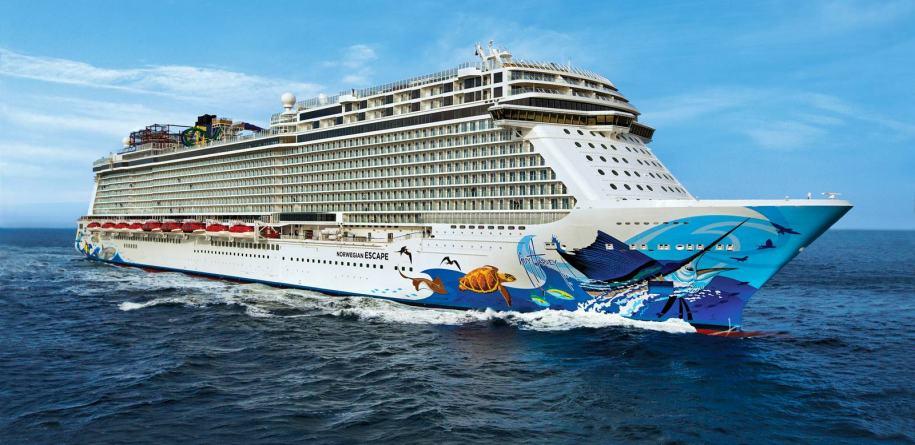 """World Travel Awards 2018: Norwegian Cruise Line eletta """"Compagnia di crociere leader in Europa"""""""