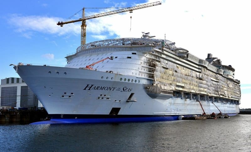 Harmony of the Seas, Royal Caribbean International
