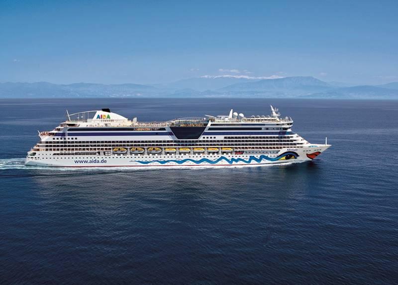 AIDAbella, AIDA Cruises 2