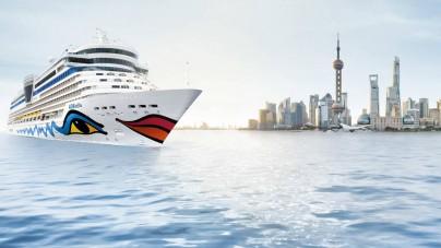 Carnival Corporation: nel 2017 il posizionamento a Shanghai di AIDAbella
