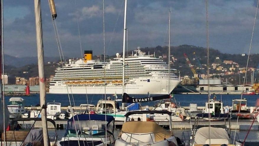 Costa Crociere, al via la gestione del servizio crociere nel porto della Spezia
