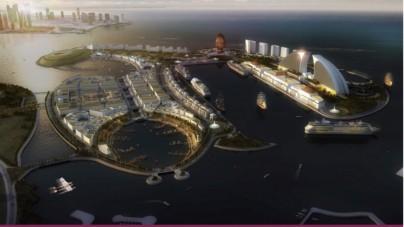 The Falcon of Doha: il nuovo maxi progetto del Qatar per accogliere le navi da crociera